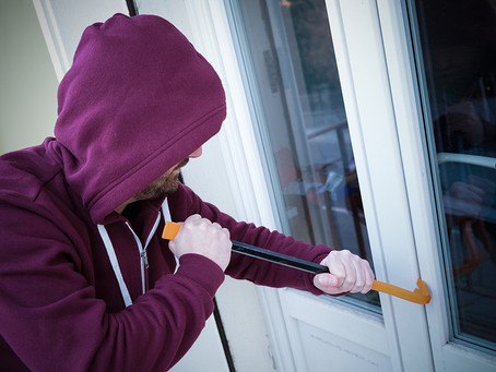 Burglaries Increased By A Quarter In Last Four Years