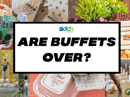 Are Buffets Over?