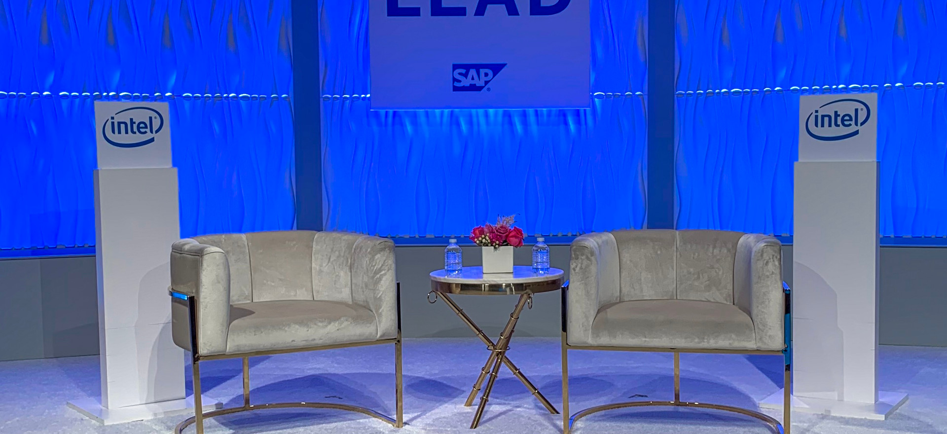 Conference Design for Fudale DM for SAP's Women Forward Summit
