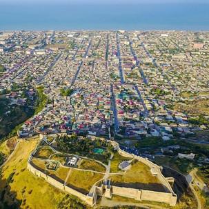 Древнейший город Дербент