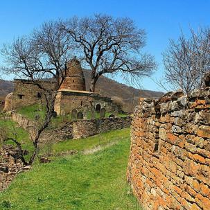 Крепость-село Кала-Корейш