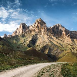 Перевал Актопрак