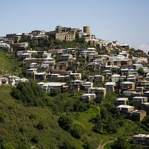 Селение Кубачи