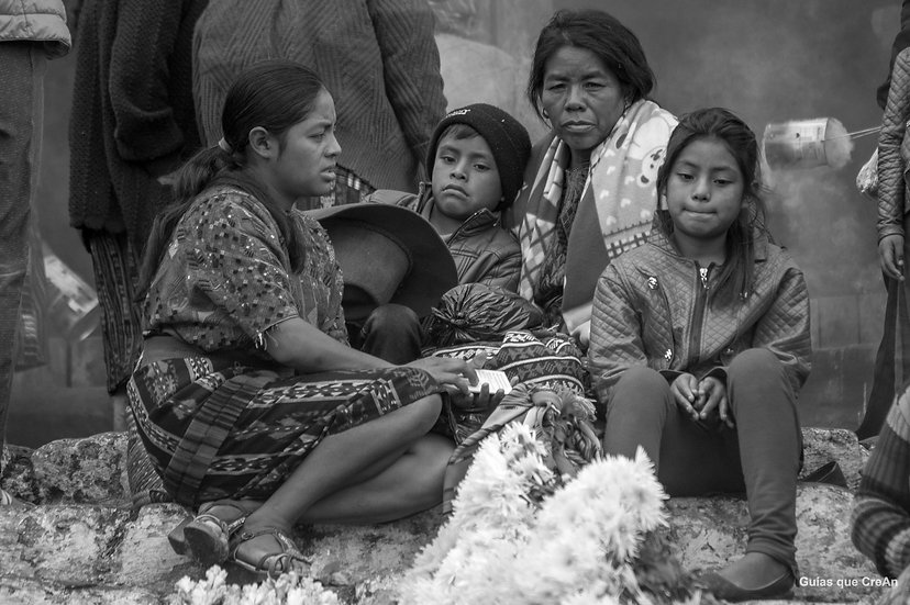 """Mayas"" Guatemala Autor Kike Gadea"