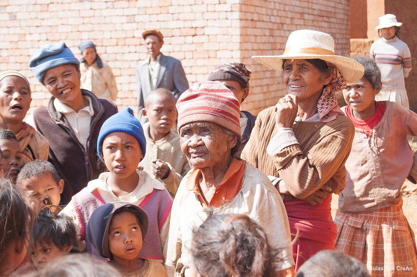 """Anciana"" Madagascar Autor Kike Gadea"