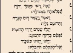 בסוד מקורם של 11 פסוקי ישועה במקרא המתחילים ומסתיימים באות נ' - הדג ביישום סמליותו הארכיטיפית