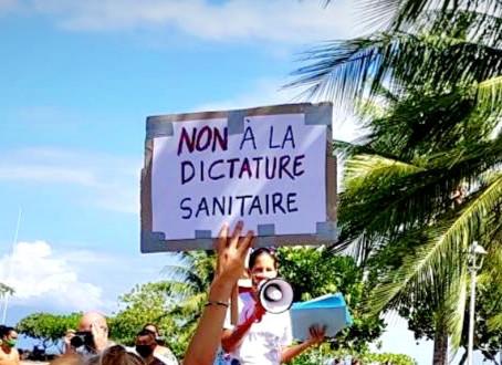 12 septembre 2020: Journée historique NO-MASK @ TAHITI, CANADA, GRÈCE, IRLANDE, NOUVELLE ZEALANDE...