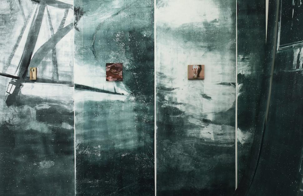 'Indoor Silences. Distant Noise.', insta