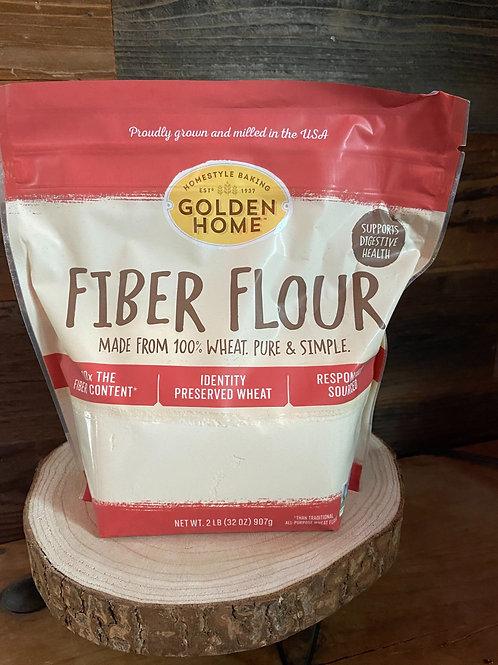Golden Home Fiber Flour