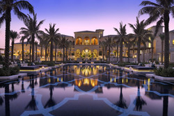 One and Only hotel Dubaj