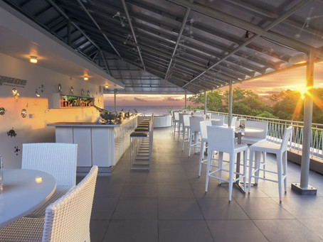 Vizionářský design a ověřený hotel na BALI