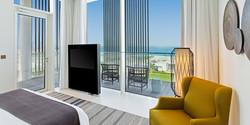 The Oberoi hotel. luxusní dovolená