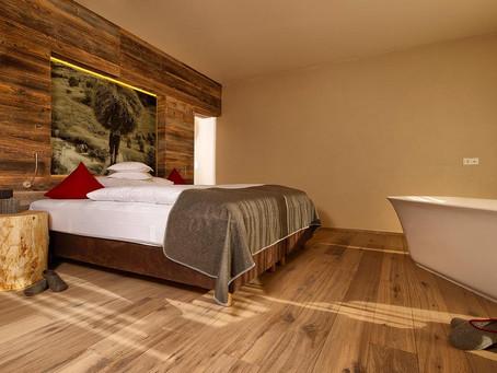 Výjimečné luxusní hotely