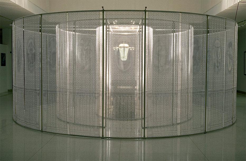 """Cristin Milllett """"Teatro Anatomico"""" artist, installation, medical history, anatomy theater"""
