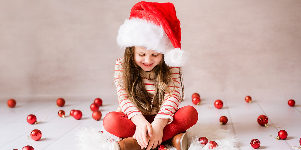Indoor Christmas Mini Sessions (Friday 6th November)