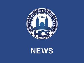 Newsletter des HC Blau-Weiß Speyer – Juni 2021