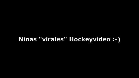 "Ninas ""virales"" Hockeyvideo"