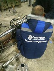 Геотрак ремонт экскаваторов