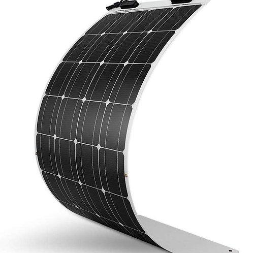 Panneau Solaire Flexible Monocrystalin 12V 100W