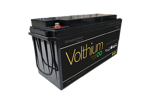 Batterie 12V 200A - Bluetooth/Autochauffante