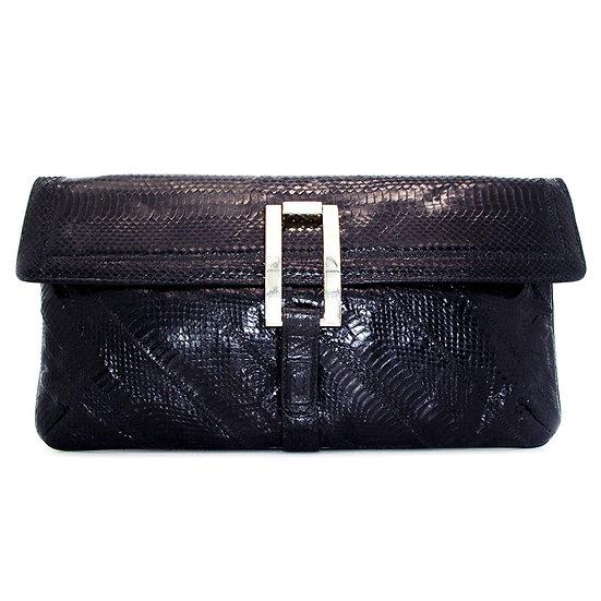 Varon Snakeskin Clutch Bag VEB-055