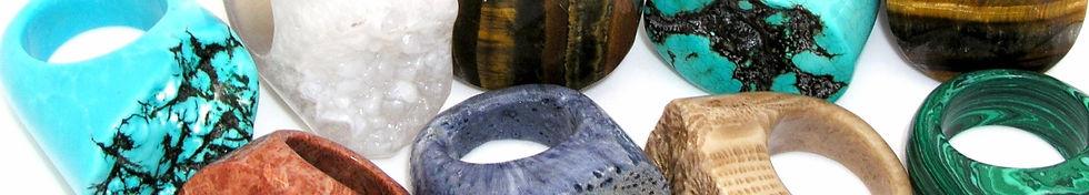 Carved Gemstones