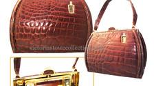 Винтажный раритет: сумочка-фонарик от Эльзы Скиапарелли