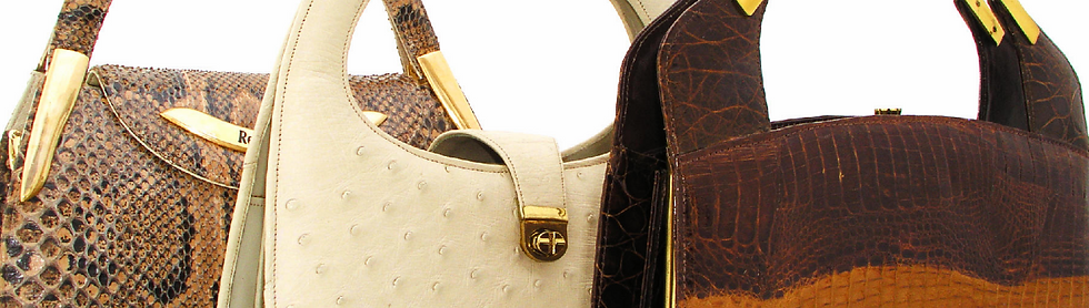 Exotic Skin Handbags