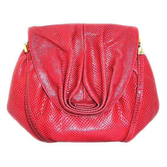 FINESSE Vintage Karung Snakeskin Handbag VDB-002
