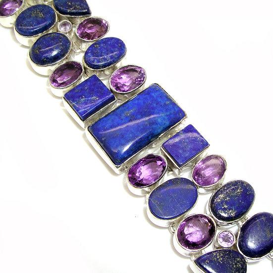 Lapis Lazuli Bracelet GB-009