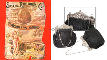 Victorian Exotic Skin Evening Bags