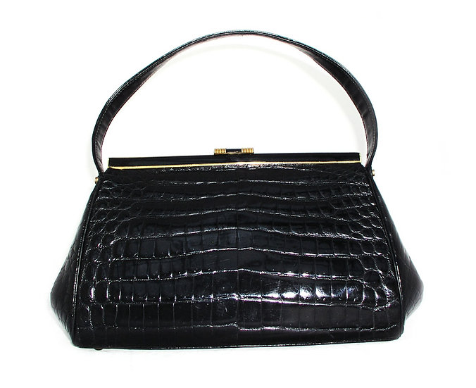 COBLENTZ Alligator Handbag France CB-010