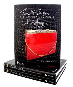 Exotic Skin Handbags, Victoria Stowe