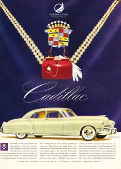 Vogue 1949 Lederer de Paris Bag 1960