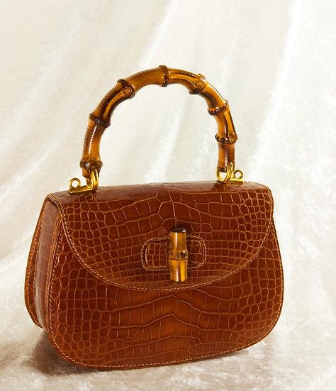 Gucci Alligator Handbag Art Print FA-011
