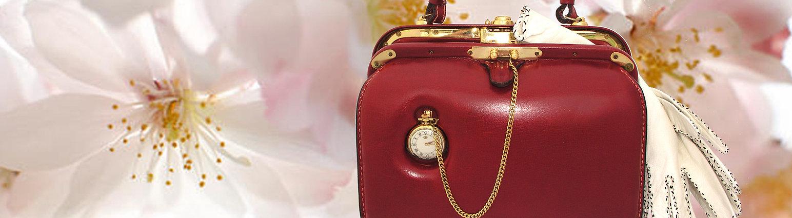 Luxury Vintage Handbags, Designer Bags, Exotic Skin Purses, Artisan Jewelry by Victoria Stowe