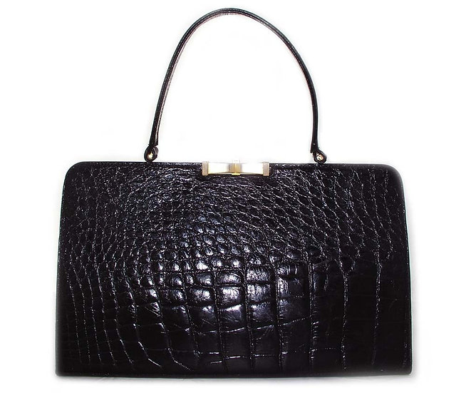 SFA GRIMALDI Crocodile Bag France VDB-051