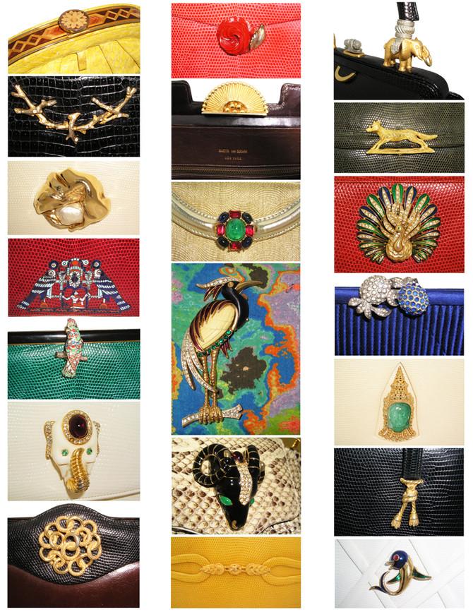 Martin Van Schaak: Handbag Jewelry