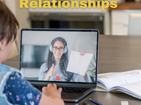 #1 Way to Build Student Relationships Online