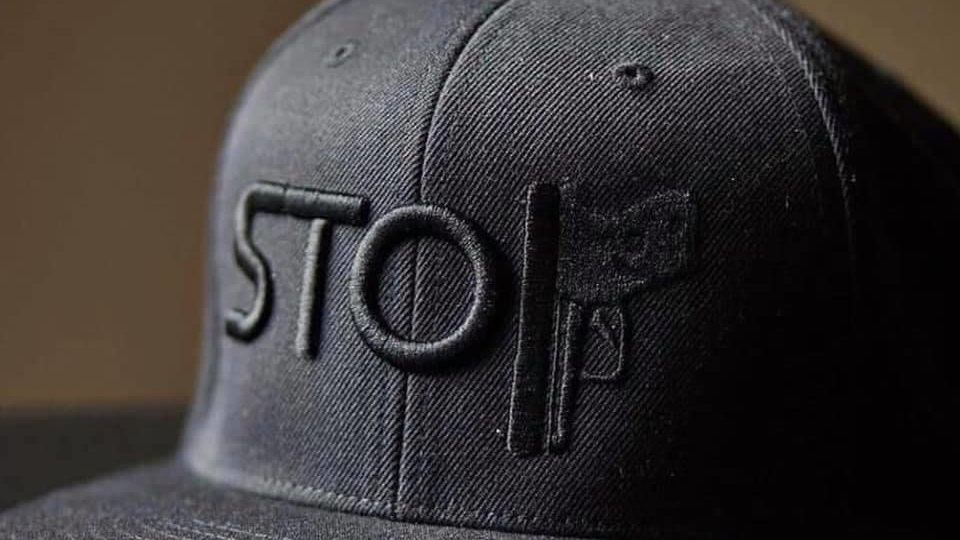 Black on Black Snap Back
