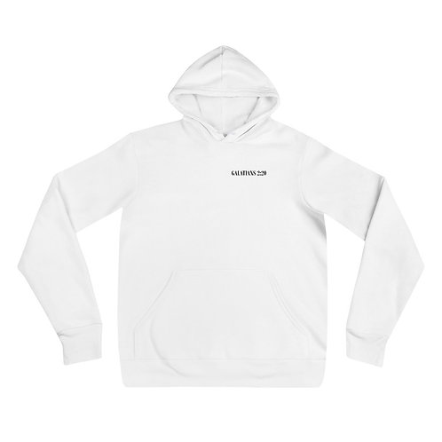Unisex Galatians Hoodie White
