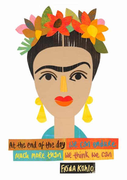 Cut-It-Out Frida