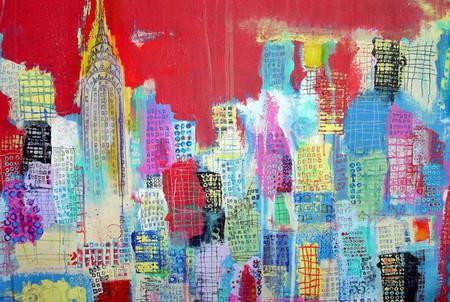 Manhattan Red