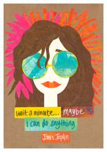 Cut-It-Out Janis Print