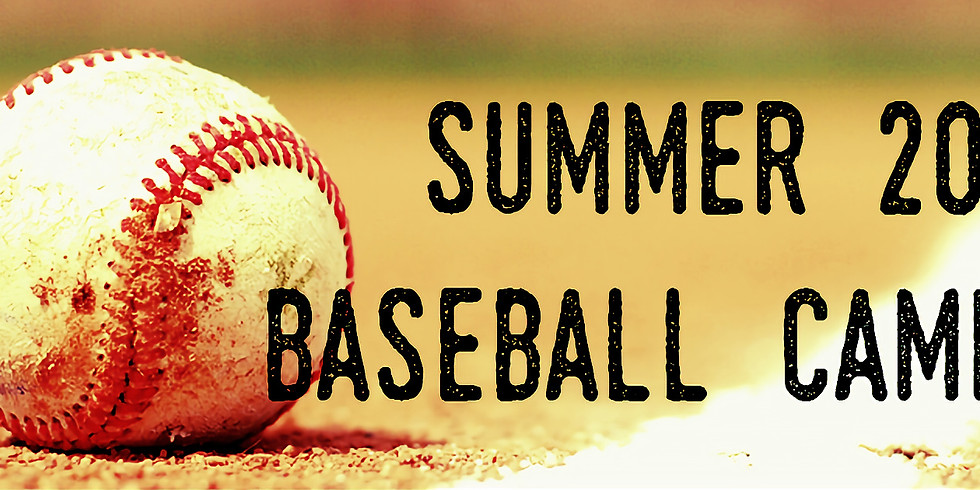 Warriors Baseball Summer Camp (Week 4)