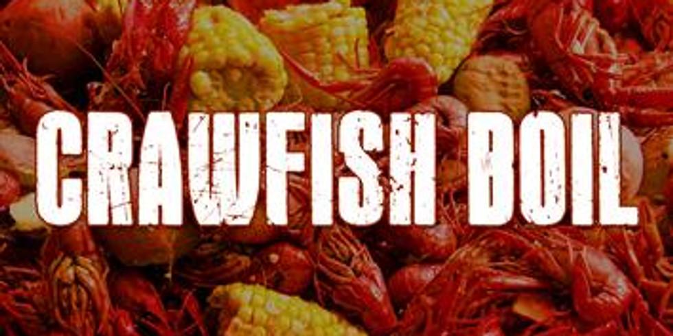 Warriors Annual Crawfish Boil