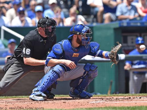 Etiquette Between Catchers and Umpires