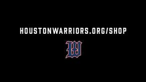 Warriors Online Shop - Now Open