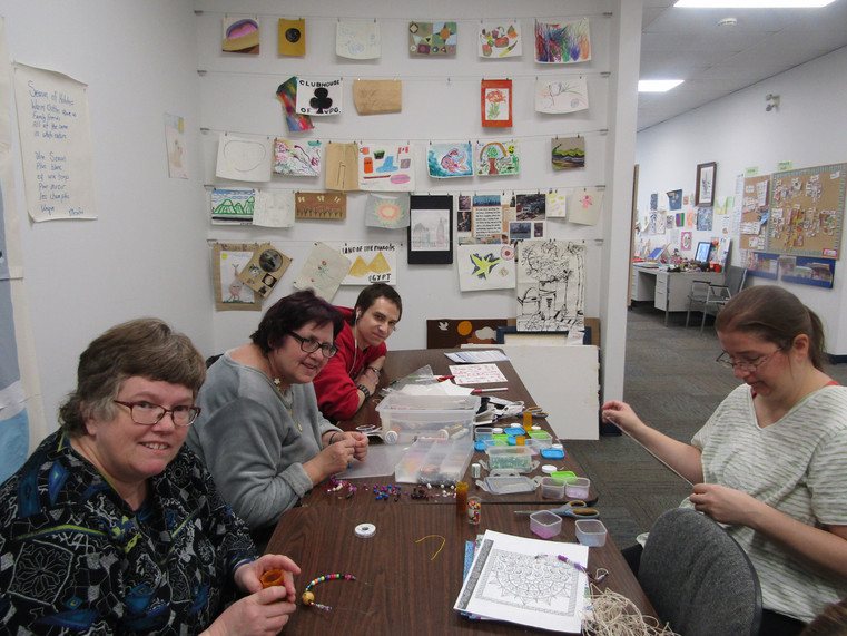 Friday Art Group