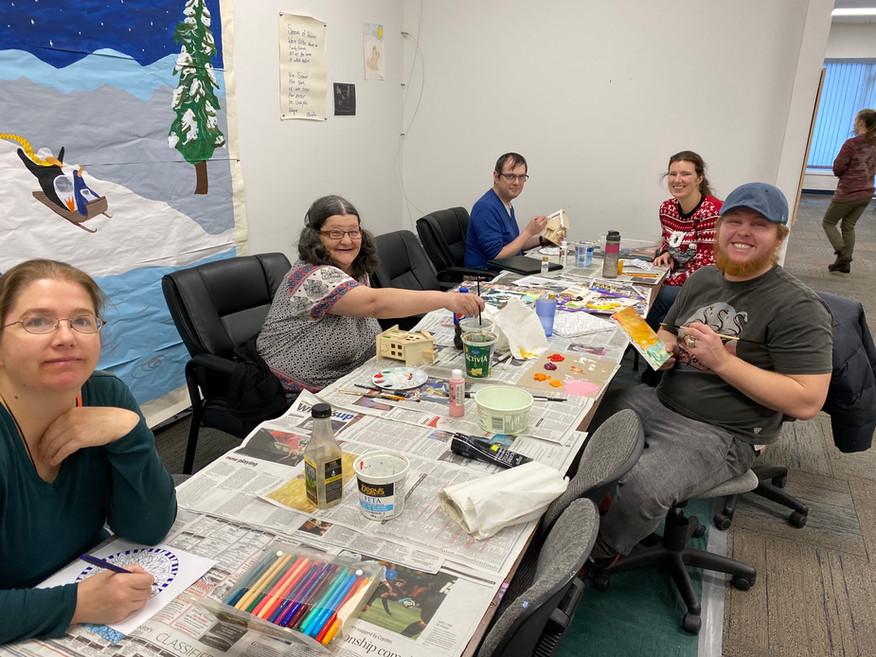 Friday Art Group !